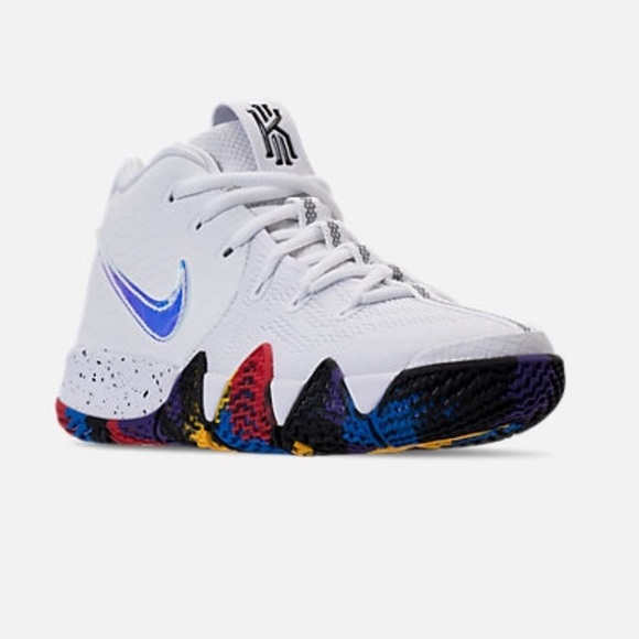 new style 76f4e 7a997 Nike Kyrie Irving 4's NCAA March Madness youth